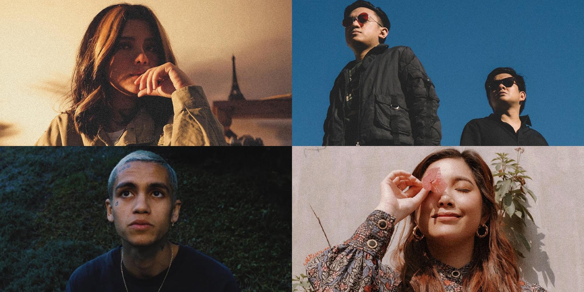 Keiko Necesario, Mandaue Nights, Dominic Fike, Moira dela Torre, and more release new music – listen