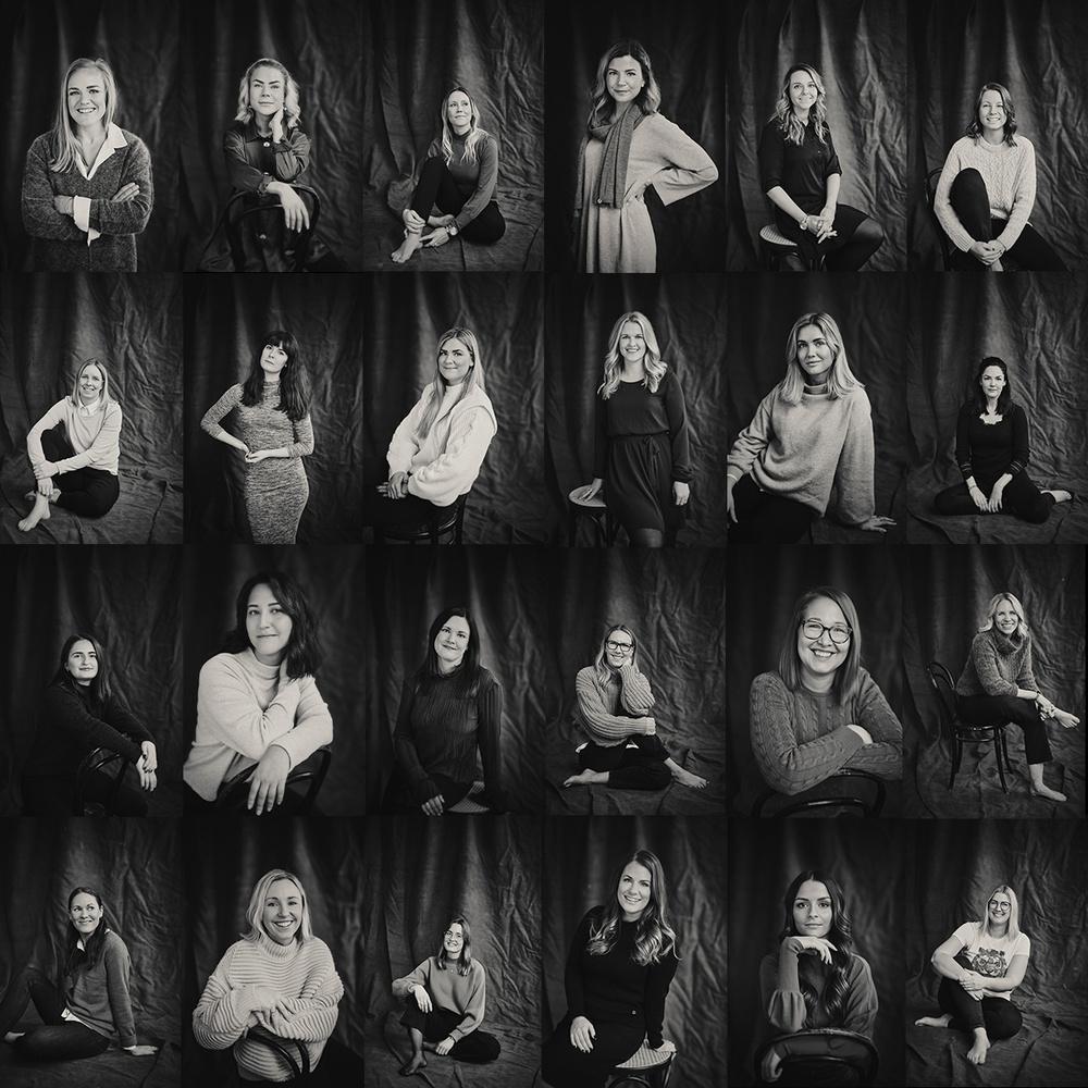 Här är 2019 års förebilder som läggs till på listan Årets unga ledande kvinna.