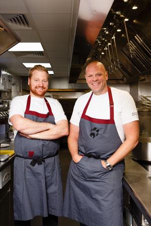 Nick Beardshaw and Kerridge