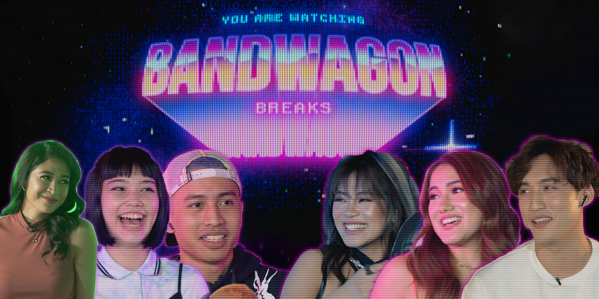 Bandwagon presents new short-form video series, 'Bandwagon Breaks', to entertain and promote artists from Singapore