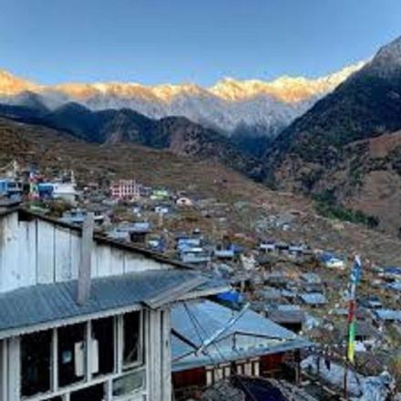 Ganesh Himal Trek 24 Days 23 Night