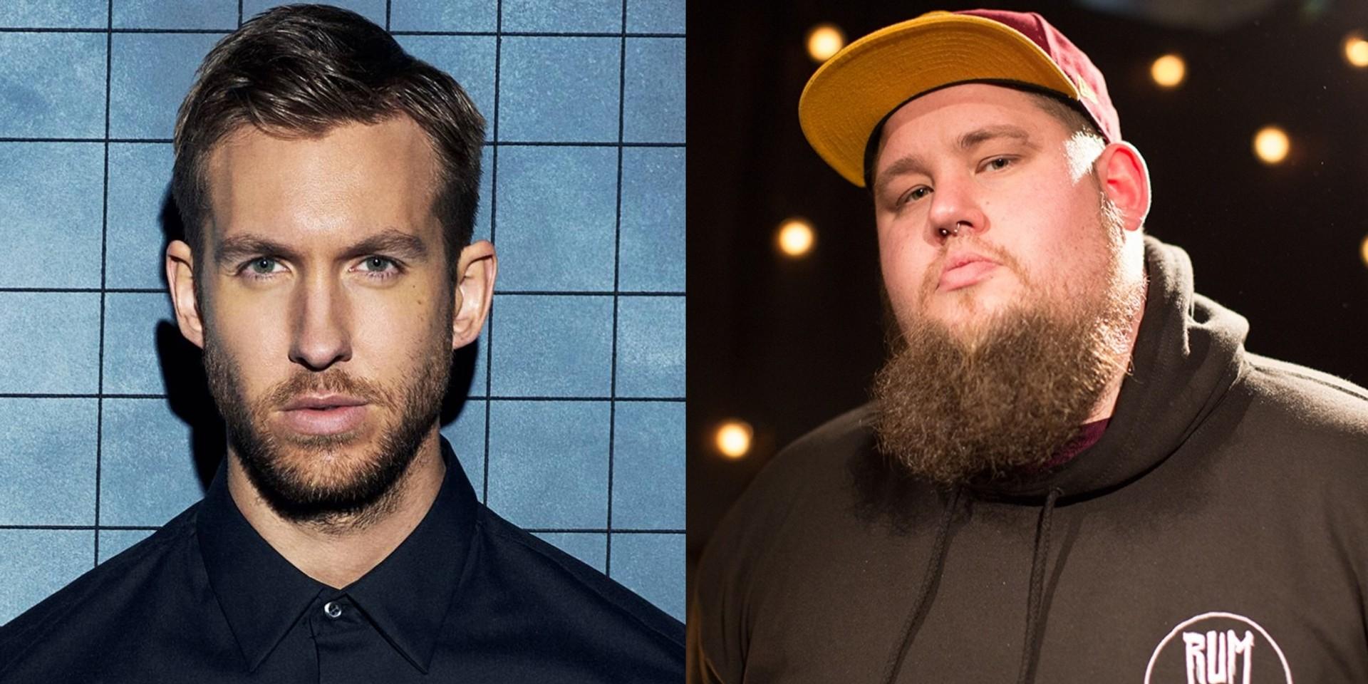 Calvin Harris releases new gospel-inspired single 'Giant' featuring Rag'n'Bone Man – listen
