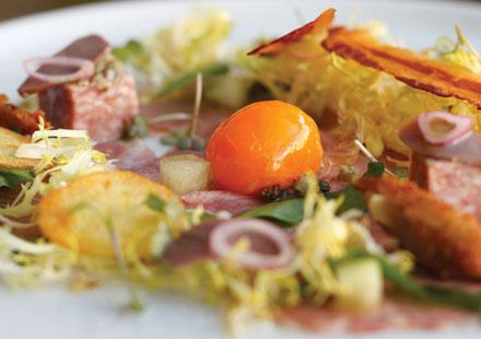 Cutler & Co salad