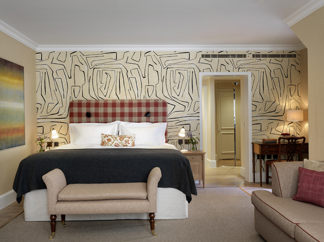 The Stafford London's new Gatehouse suite