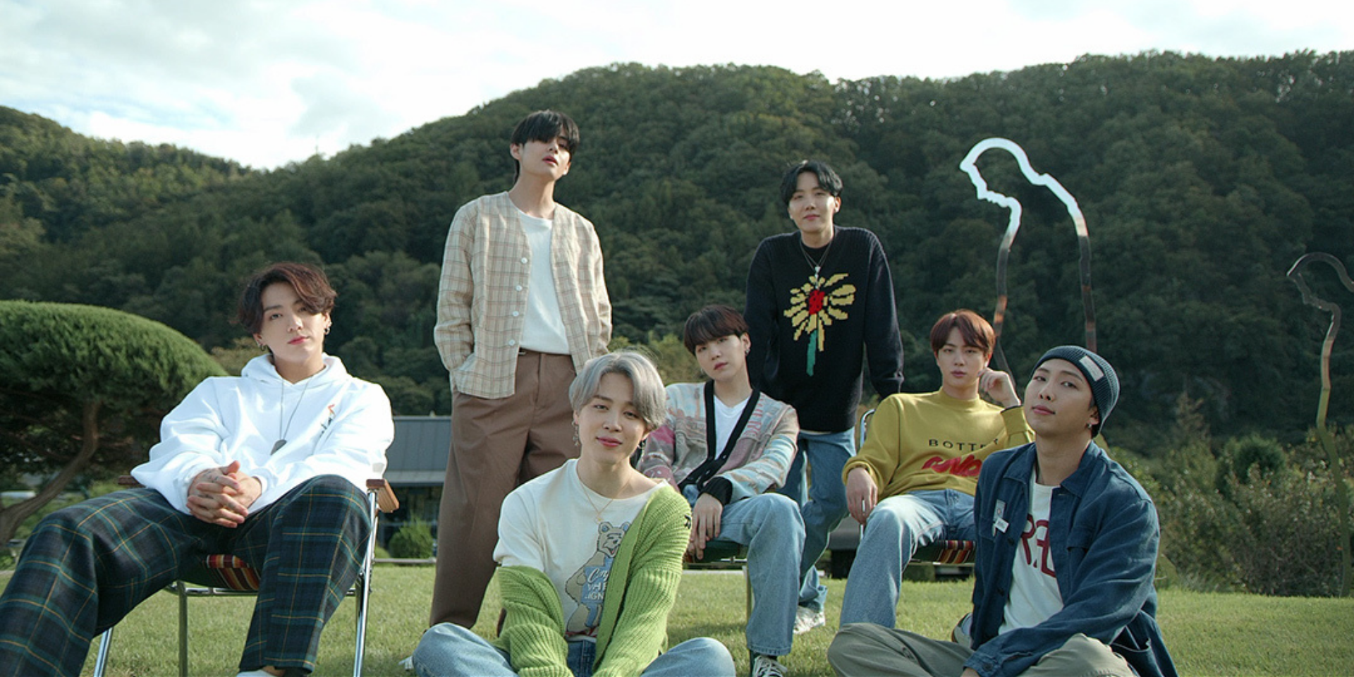 BTS encourage young people to share their story for UN 'Youth Today, Your Stories' project