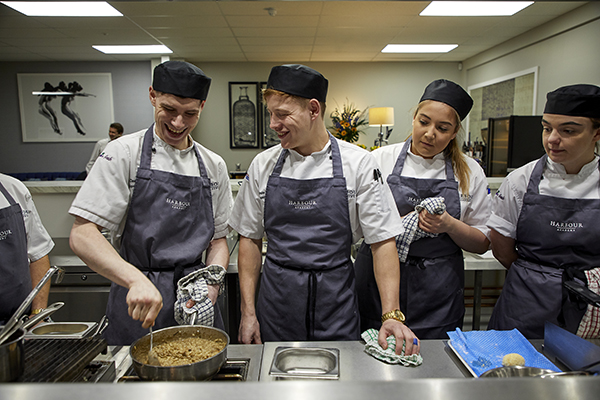 Harbour Hotels chef academy