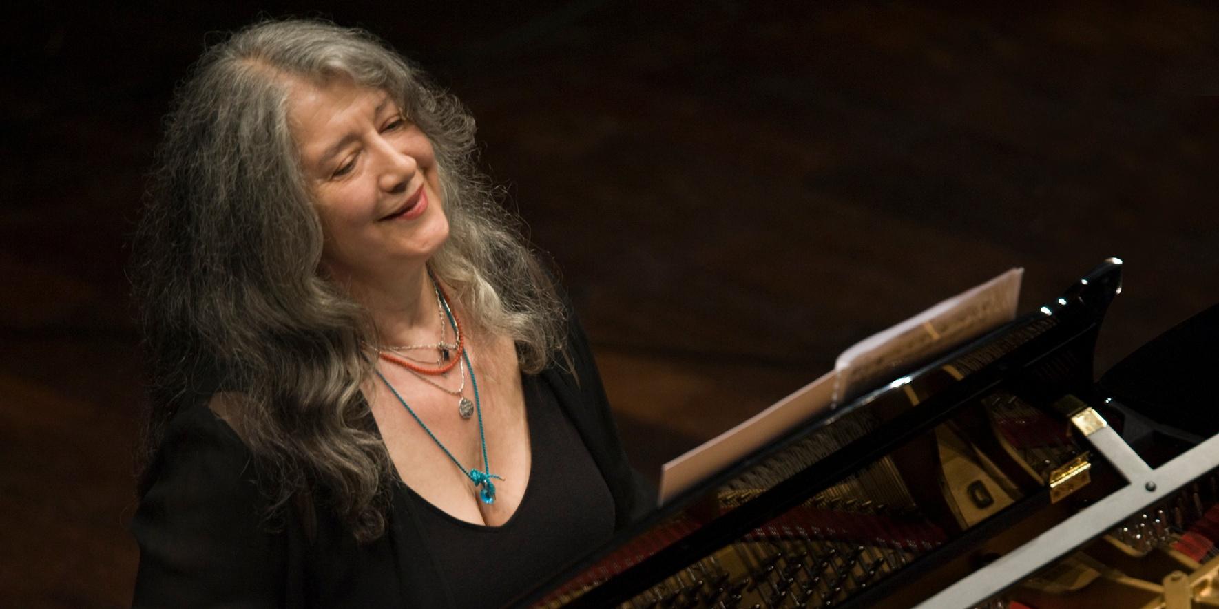 Martha Argerich postpones Singapore concerts due to health concerns