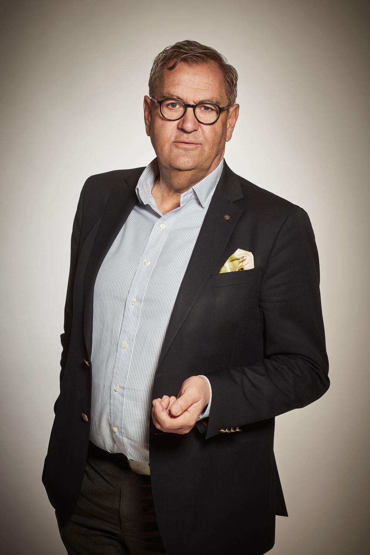 Billy Bergåker, vd, Almi Företagspartner Mälardalen AB (2020) Foto: Pia Nordlander, bildN