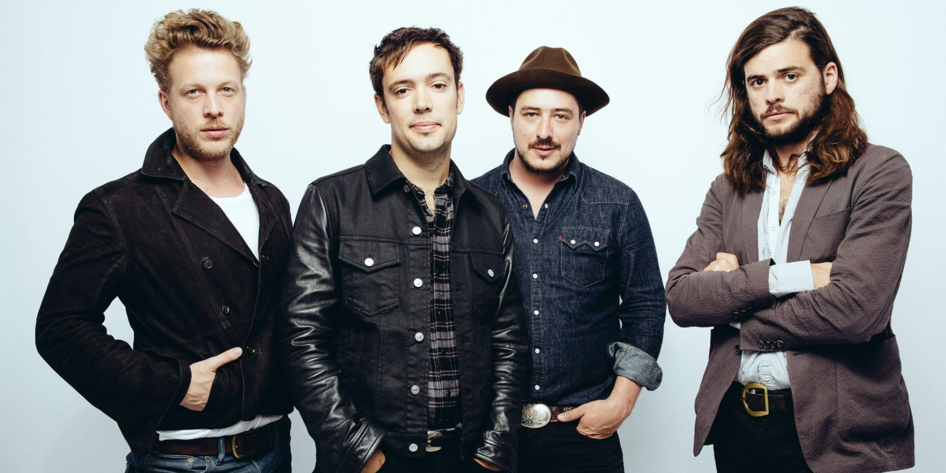 Mumford & Sons grapple with the devastation of death in new music video for 'Beloved' – watch