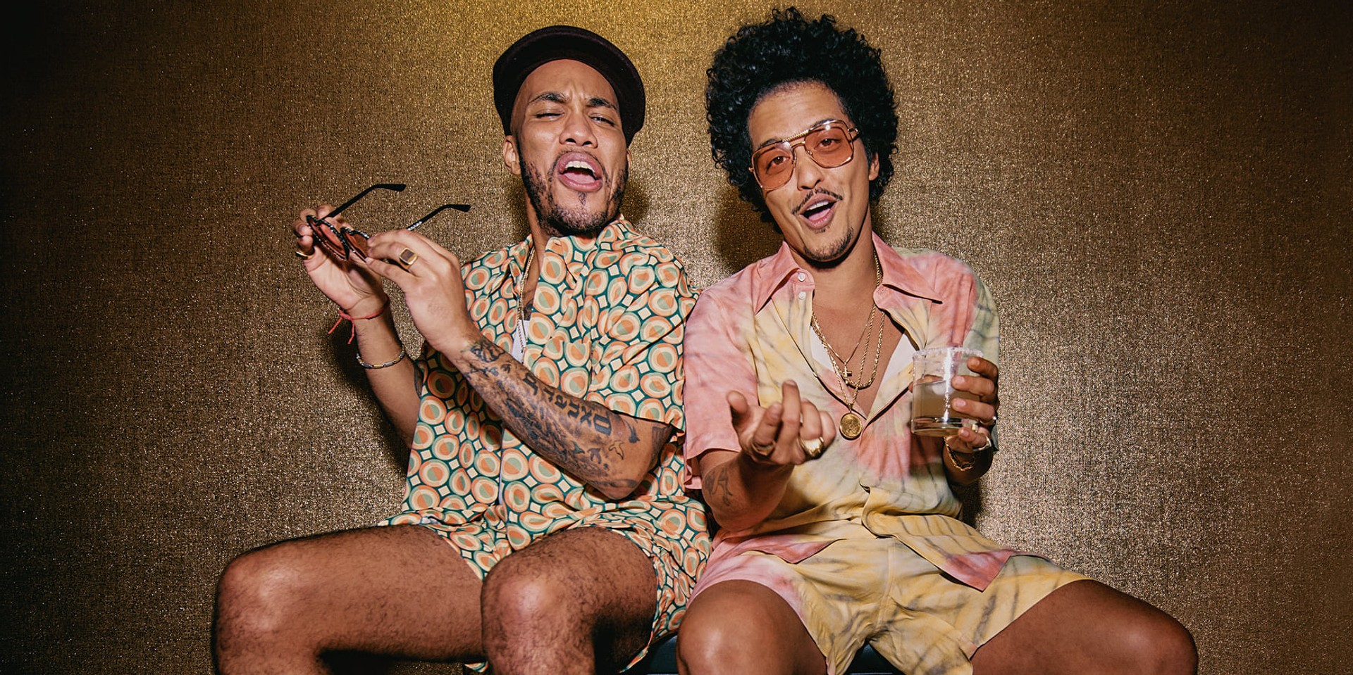 Bruno Mars and Anderson .Paak's Silk Sonic to make live debut at the 63rd GRAMMY Awards