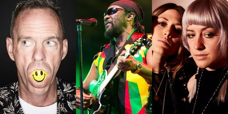 Fatboy Slim, Larkin Poe and Toots and the Maytals added to Singapore Grand Prix line-up