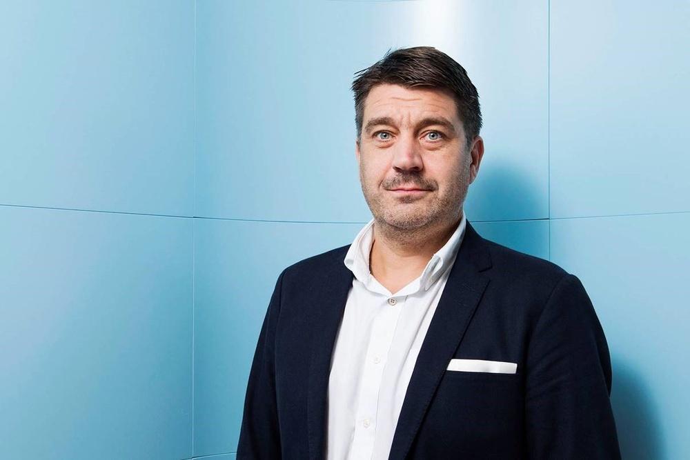 Johan Sares blir ny anläggningschef i Orsa Grönklitt