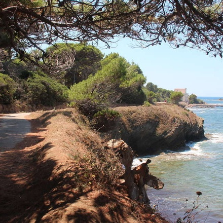 Cilento cycle trail