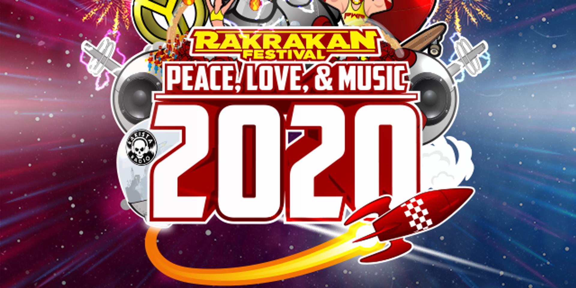 Rakrakan Festival postponed to April 2020