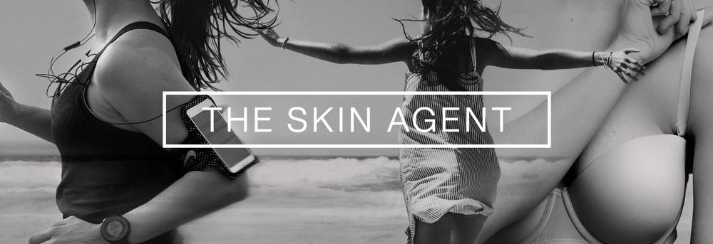 The Skin Agent header