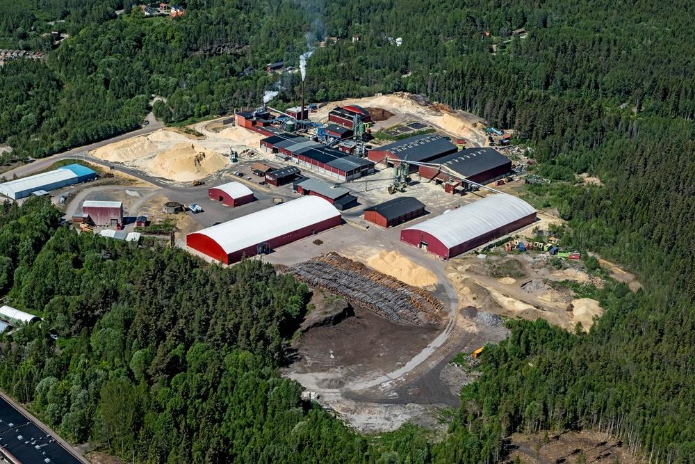 Scandbio Pelletsfabrik Norberg