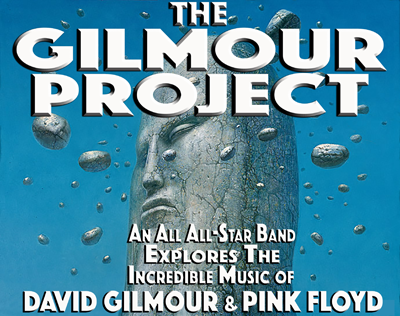 BT - The Gilmour Project (Exploring David Gilmour's Pink Floyd) - January 26, 2022, doors 6:30pm
