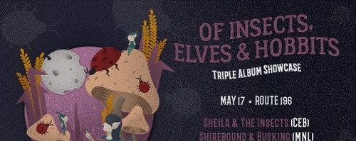 Of Insects, Elves & Hobbits: Triple Album Showcase