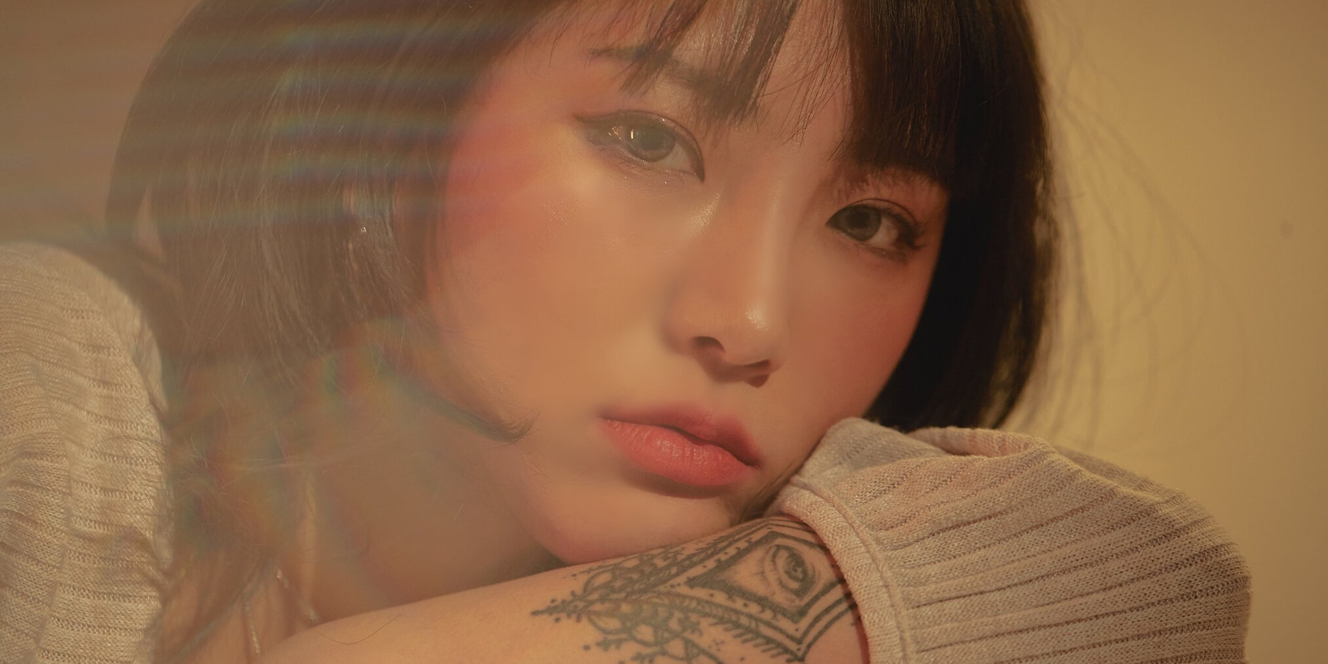 Introducing: Korean singer-songwriter LEEBADA on unleashing her inner self through music