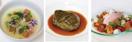 Cateys menu dishes