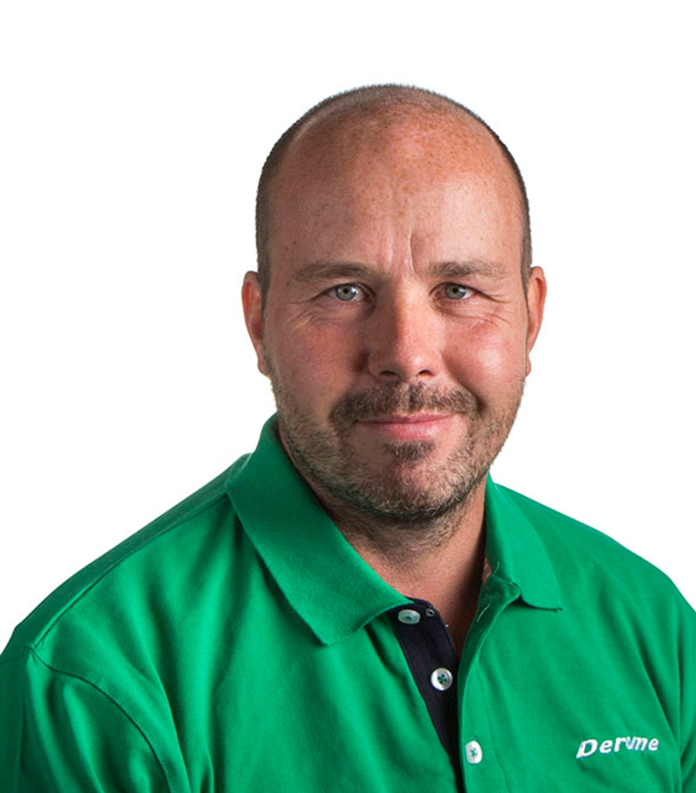 Christer Valtersson, Säljchef i Vänersborg.
