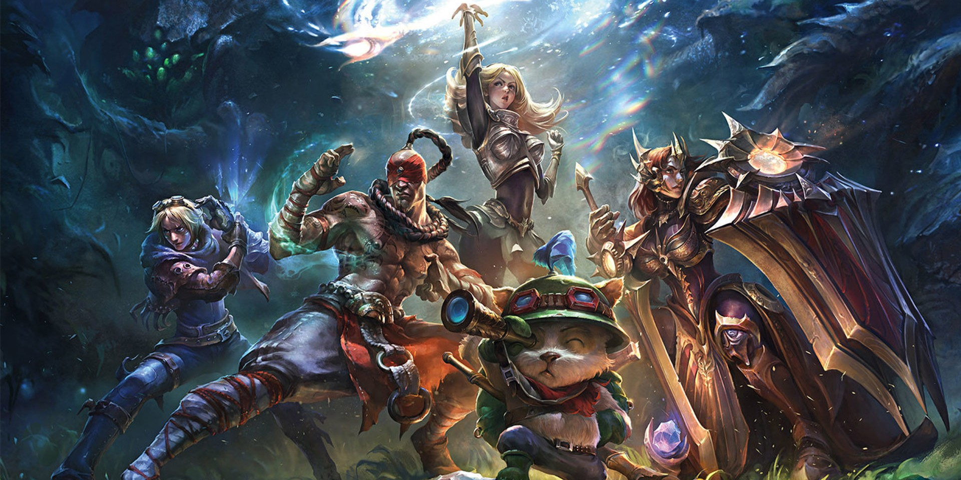Discover your gaming archetype with League of Legends and Spotify's new digital experience