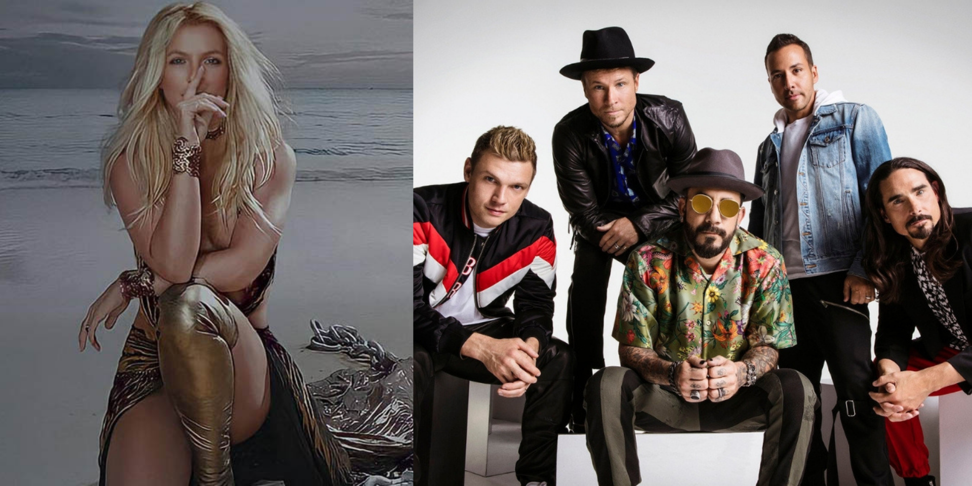 Britney Spears and the Backstreet Boys join forces on new collab track 'Matches' - listen