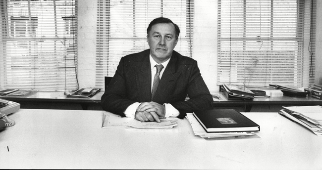Sir Terence Conran, 1983