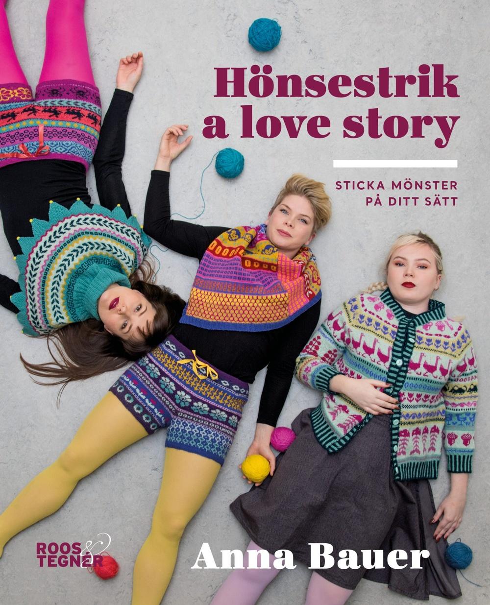Bokomslag: Hönsestrik – a love story