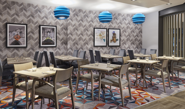 Jurys Inn Southampton Restaurant