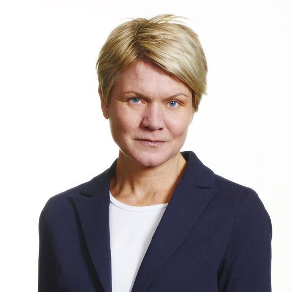 Petra Löfås, hållbarhetsansvarig på Svenska Mässan och Gothia Towers.