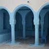 Courtyard 2, Slat Ribi Avraham Small Quarter, Djerba (Jerba, Jarbah, جربة), Tunisia 7/9/2016, Chrystie Sherman