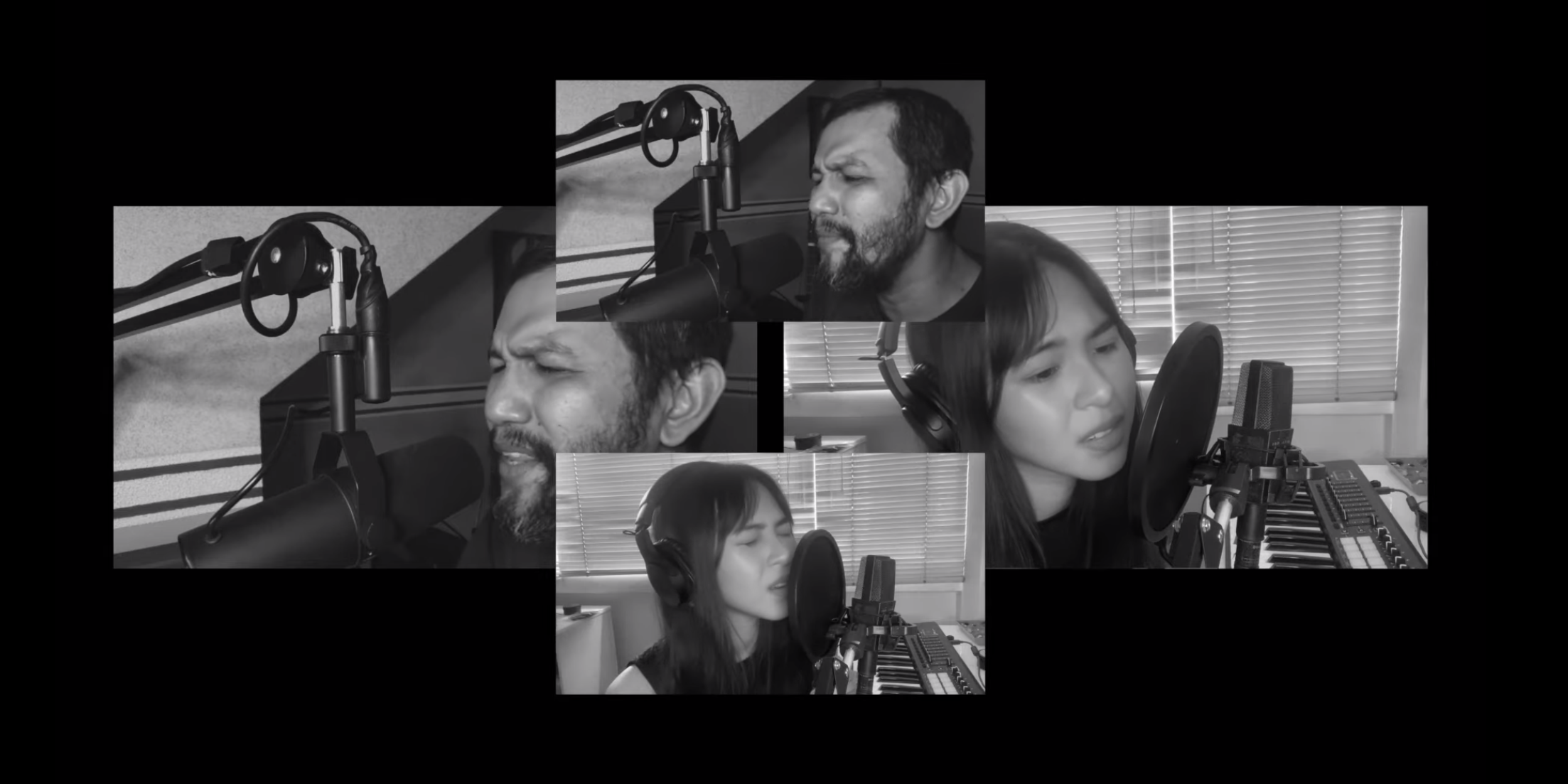 Clara Benin and Johnoy Danao reunite for their take on Taylor Swift and Bon Iver's 'Exile' – watch