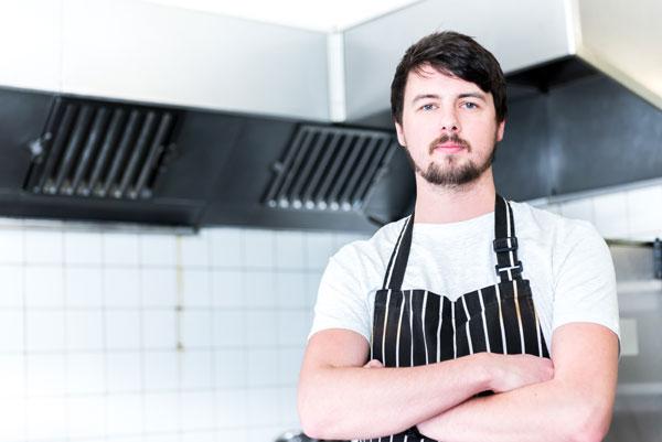 Chef Jerry Adam