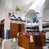 Interior 2, Synagogue Keter Torah, Sousse, Tunisia, Chrystie Sherman, 7/17/16