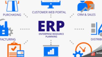 Représentation de la formation : Déployer un système d'information via l'ERP