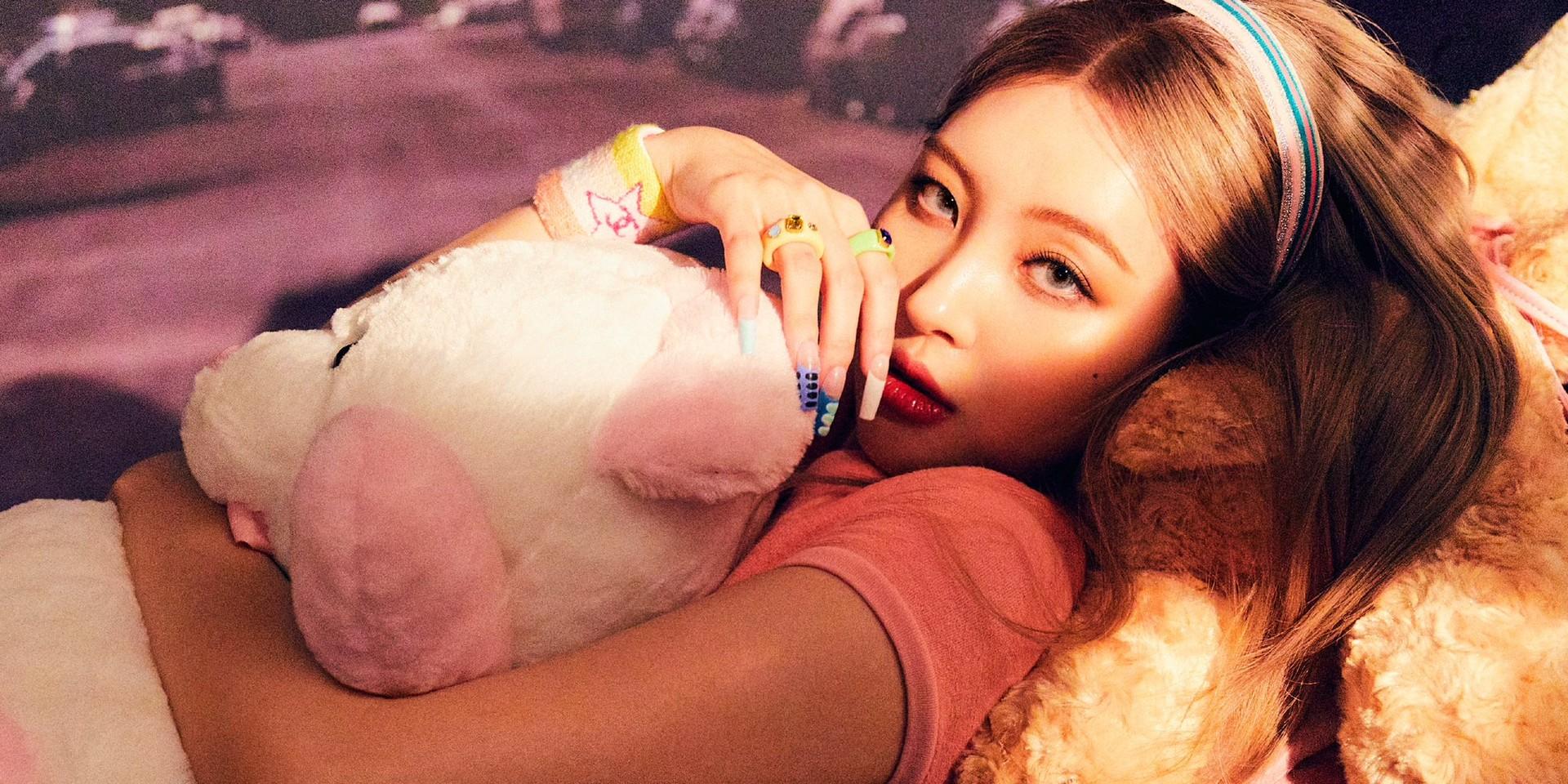 Sunmi confirmed to release new mini-album '1/6' in August