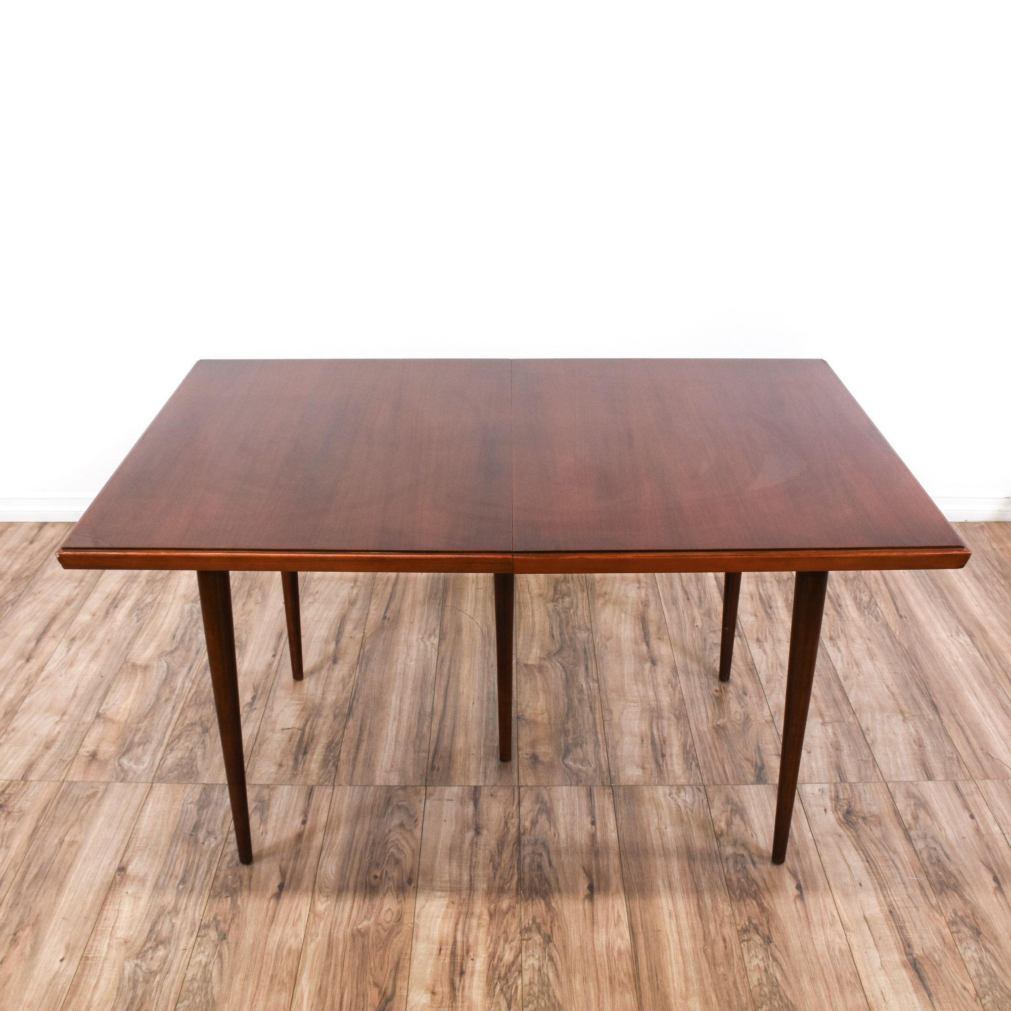 Mid Century Modern Cherry Dining Table w Leaves  : convertw2000amph2000ampfitcropamprotateexif from www.loveseat.com size 2000 x 2000 jpeg 326kB