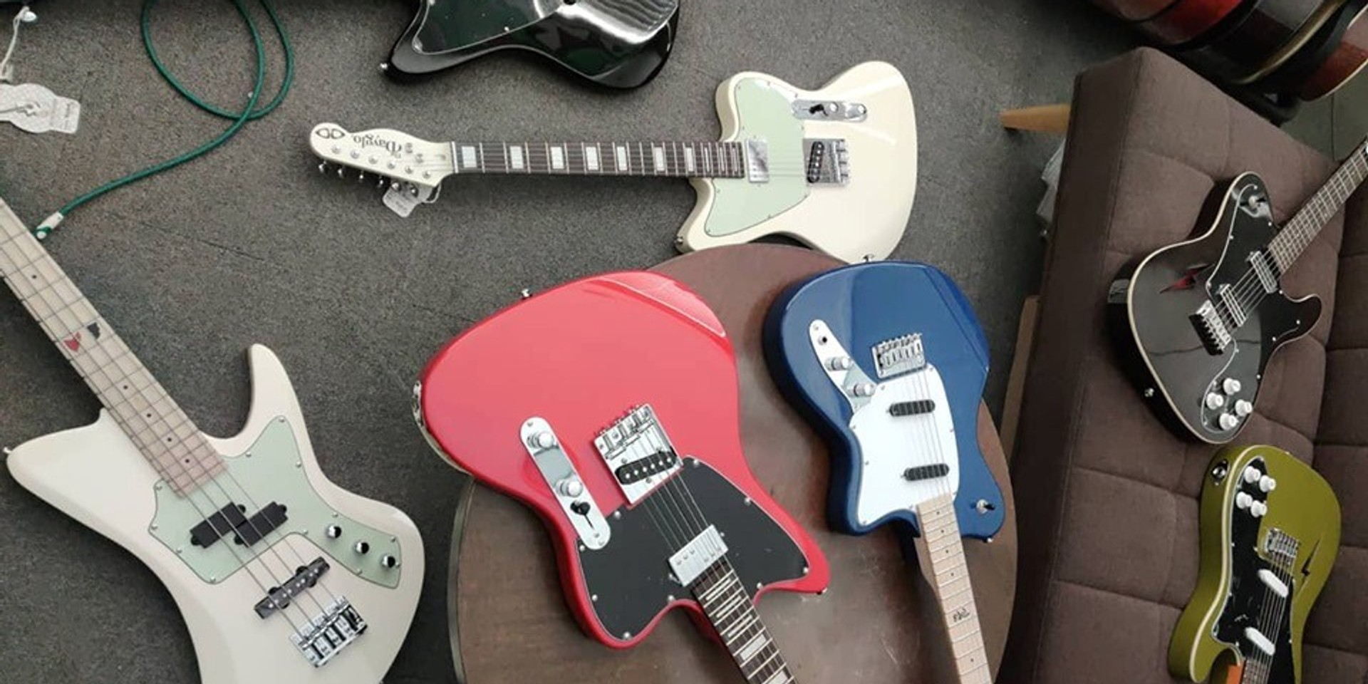 D D Custom Guitars To Launch New Signatures At 123 Block Market