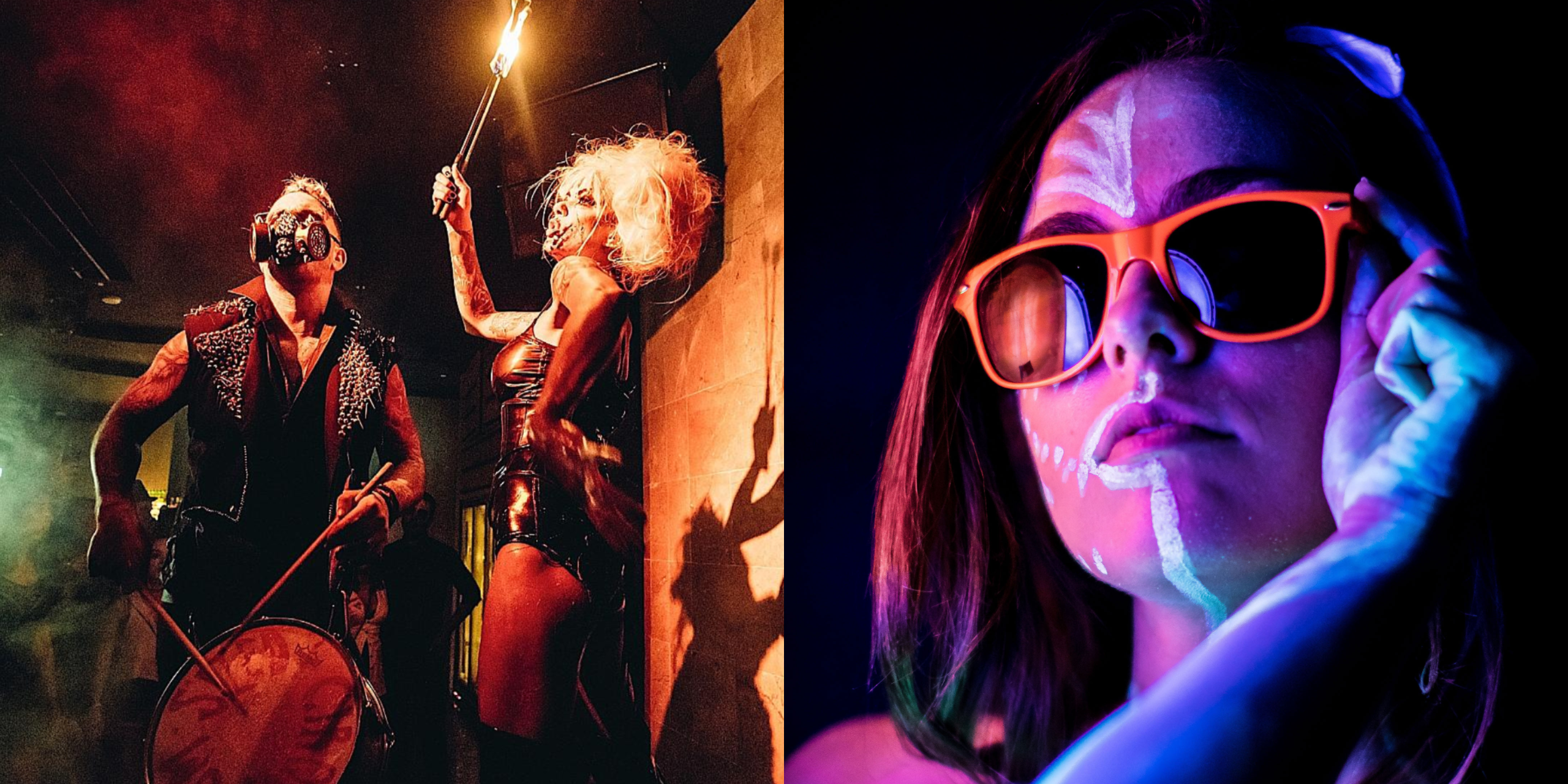 Dr. Jekyll & Mr. Hyde: Discover two different Halloween experiences with CÉ LA VI