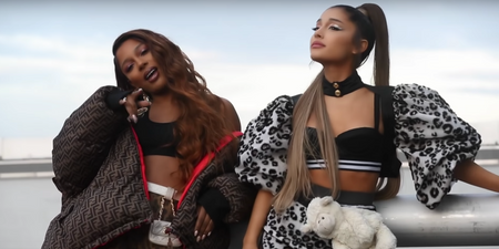 Ariana Grande and Victoria Monét share new single 'Monopoly' – watch