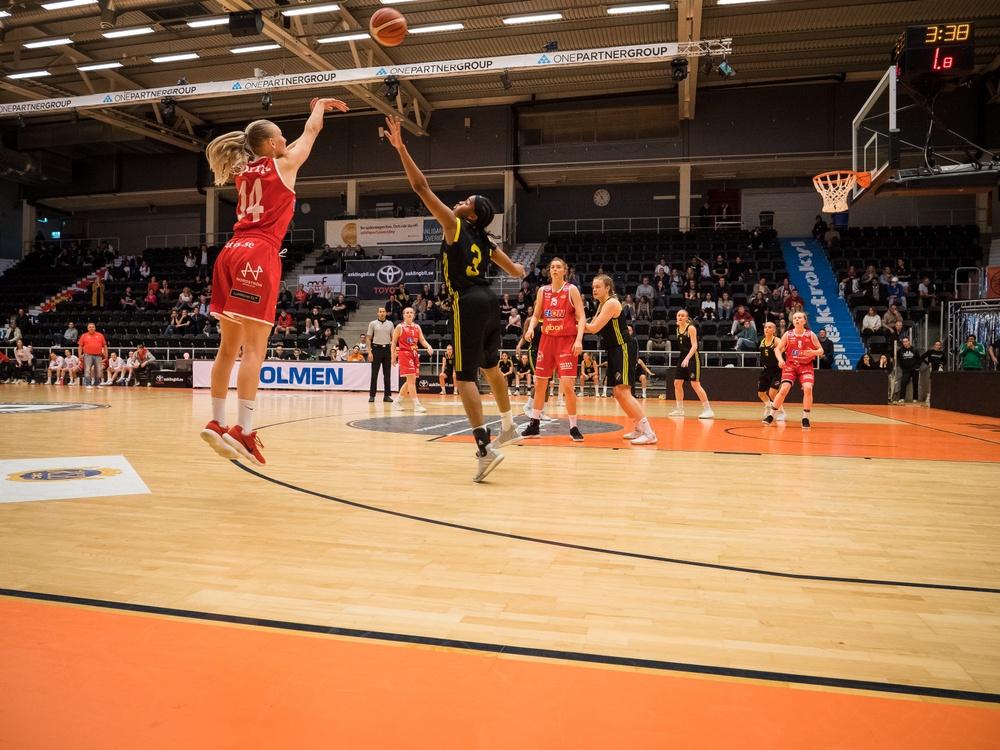 Foto: Svenska Basketbollförbundet