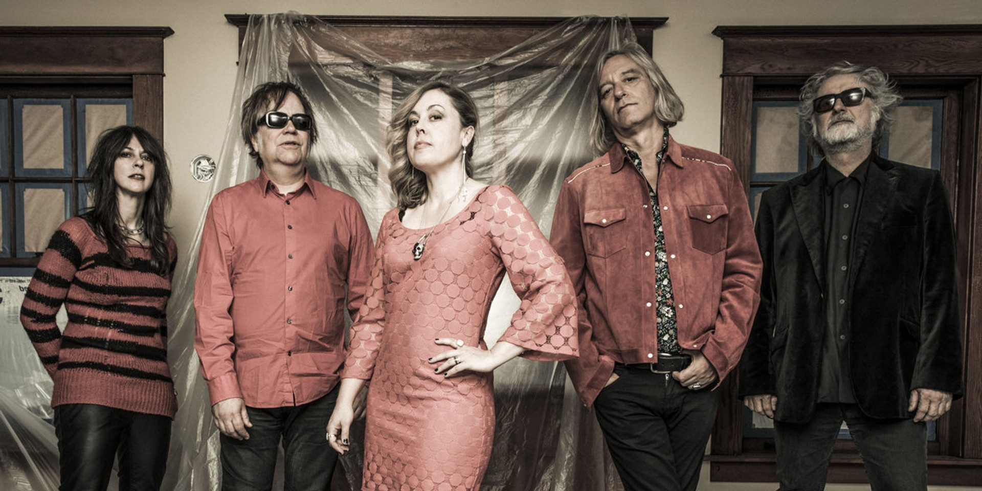 Filthy Friends, featuring members of R.E.M and Sleater-Kinney, release new track 'Last Chance County', announce new album