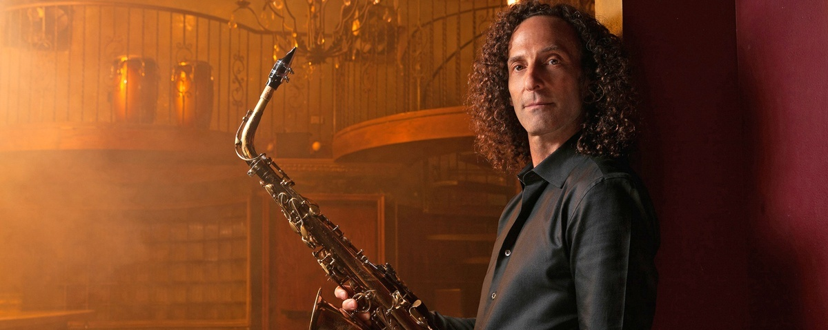 Kenny G 'LIVE' in Concert