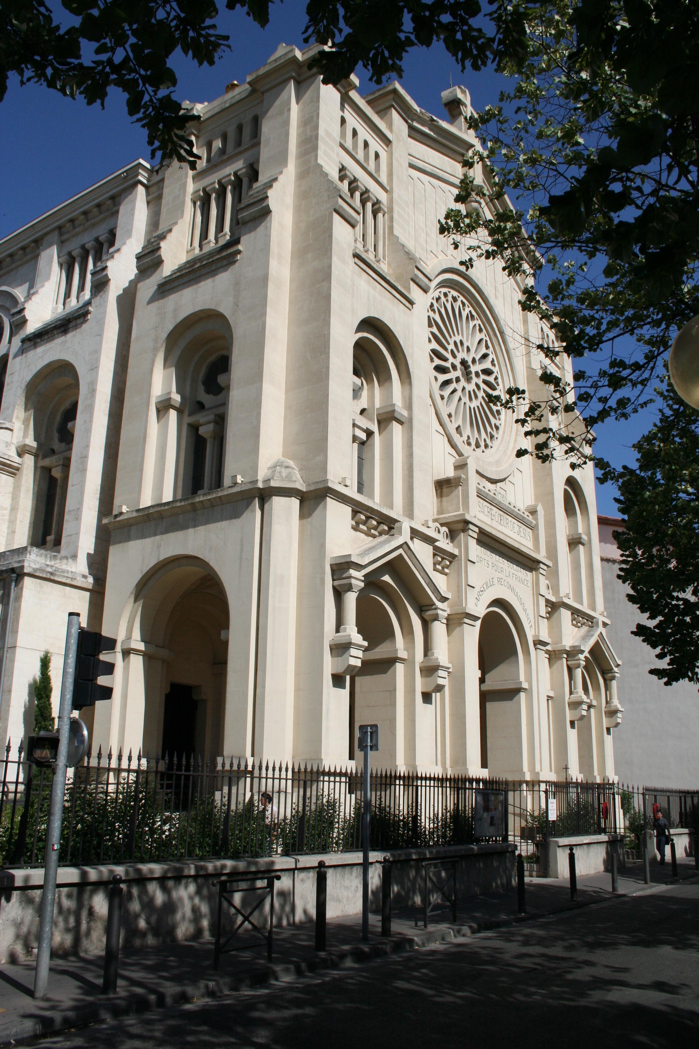 Basilique du Sacré-Coeur, Marseille (FR)