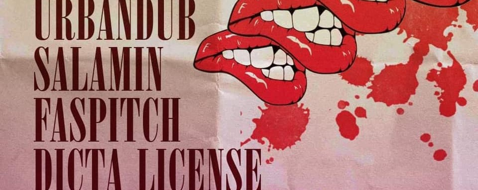 Udub presents:  Urbandub • Salamin • Dicta License • Faspitch