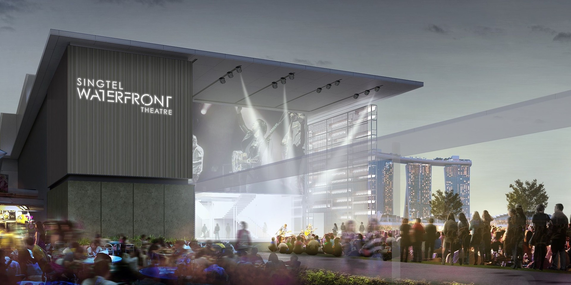 Esplanade launches initiatives to raise remaining S$9 million needed for upcoming Waterfront Theatre