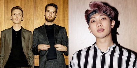 Honne hints at release date for collaboration with BTS' RM