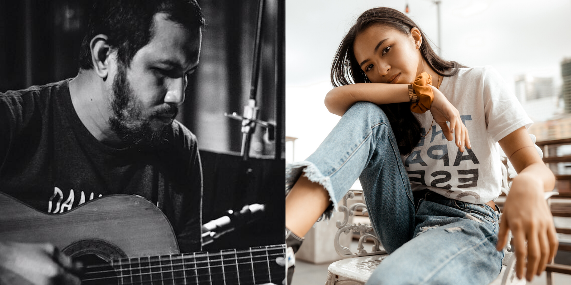 Johnoy Danao and Clara Benin team up for a special Valentine's show this weekend