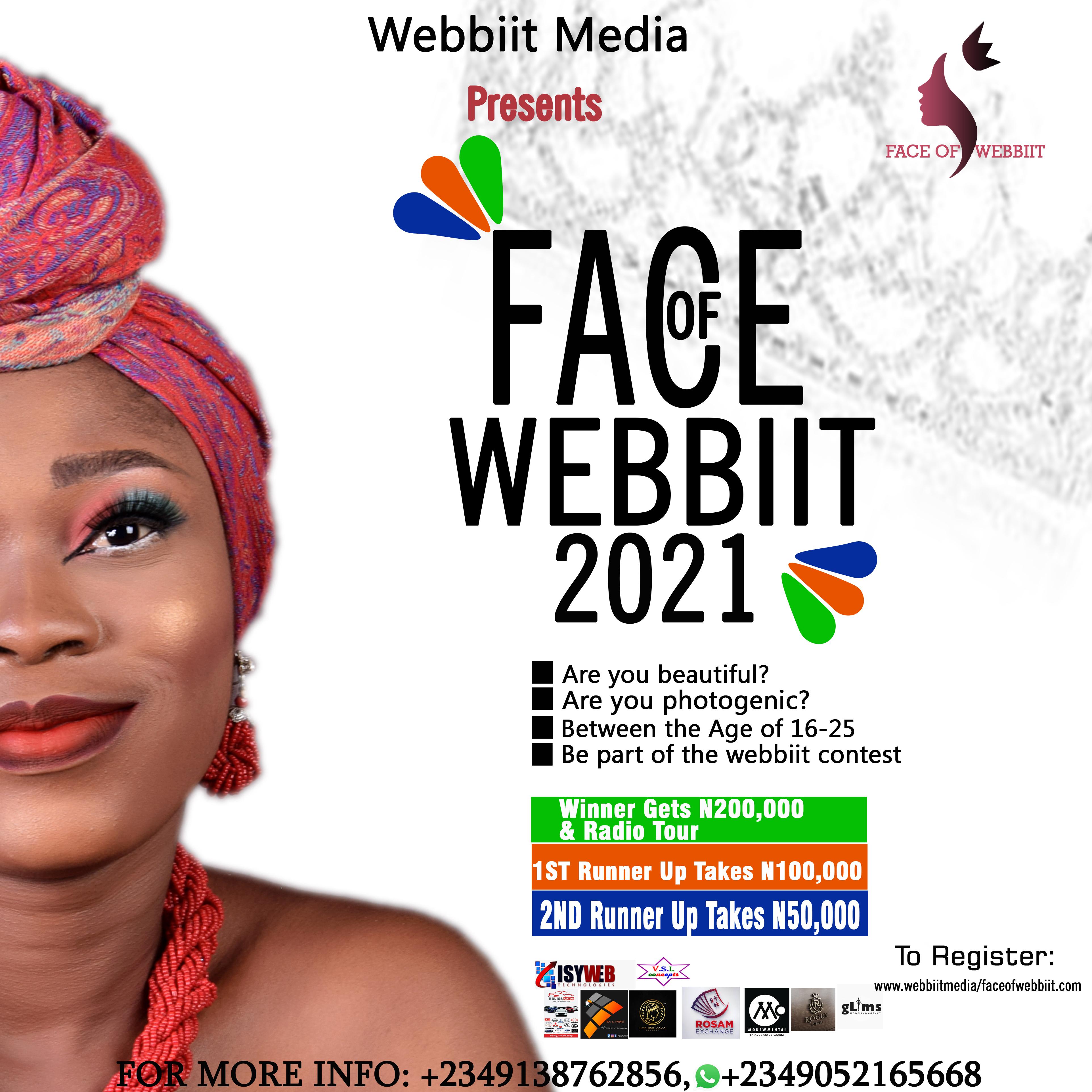 Face of Webbiit